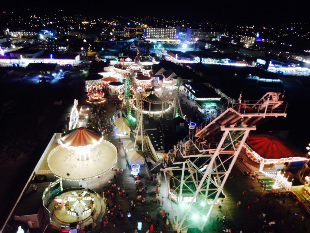 From Ferris Wheel Wildwood NJ
