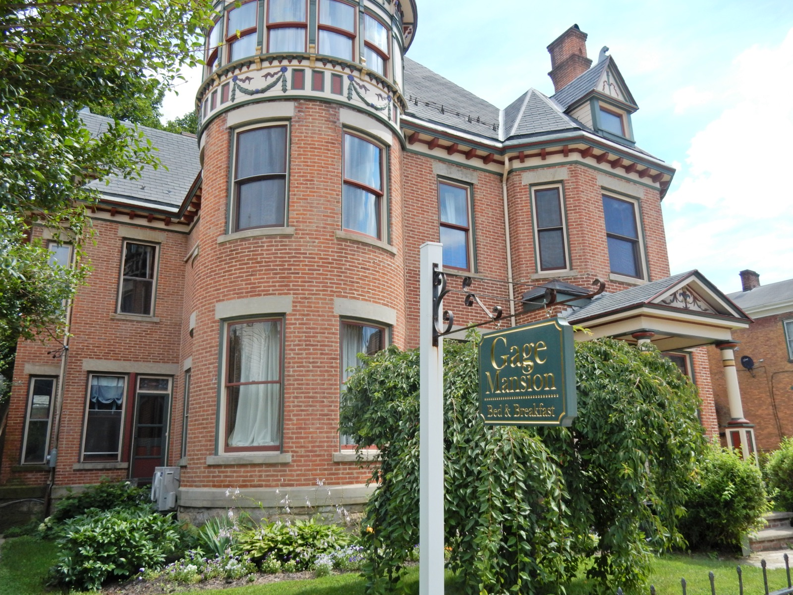 Bed And Breakfast In Thomspon Pa