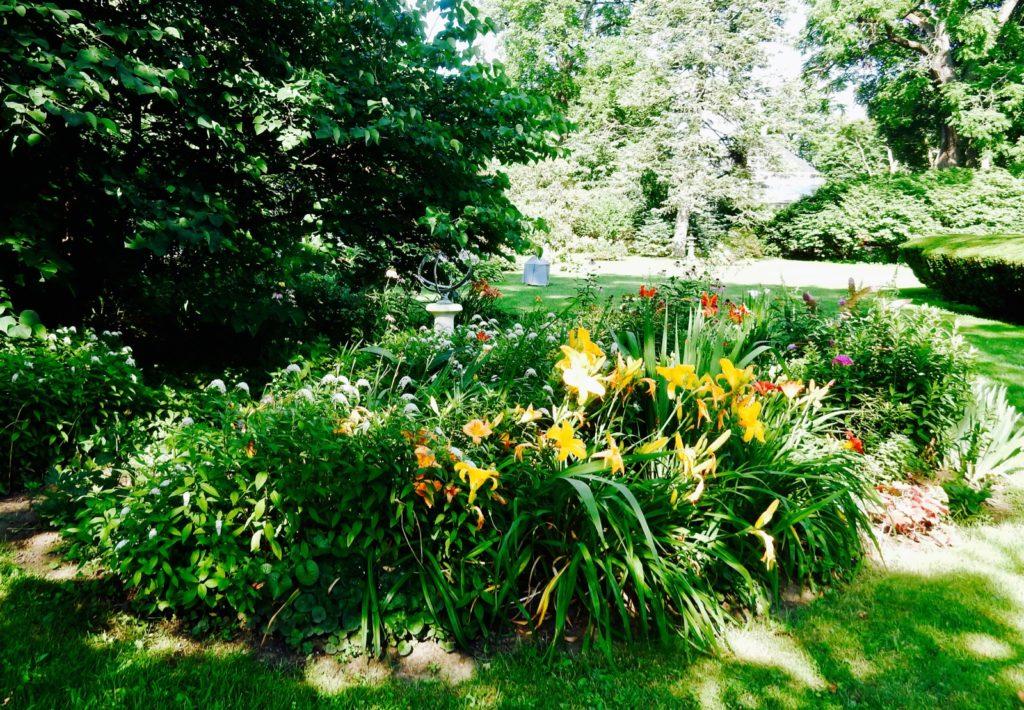Garden Vintage Garden BnB Newark NY