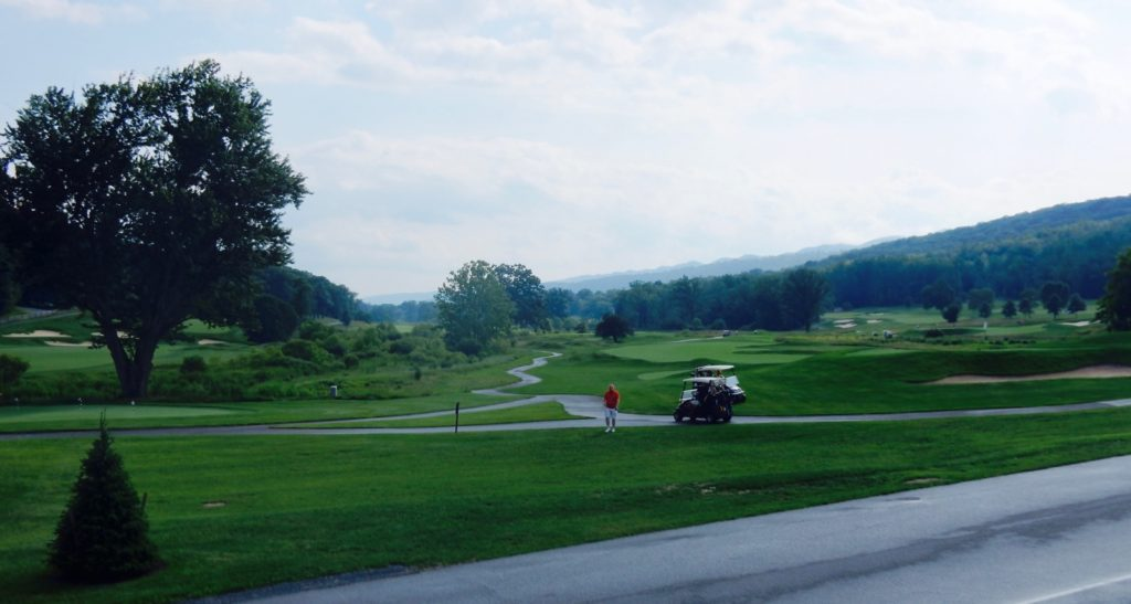 Golf Course Omni Bedford Springs Resort PA