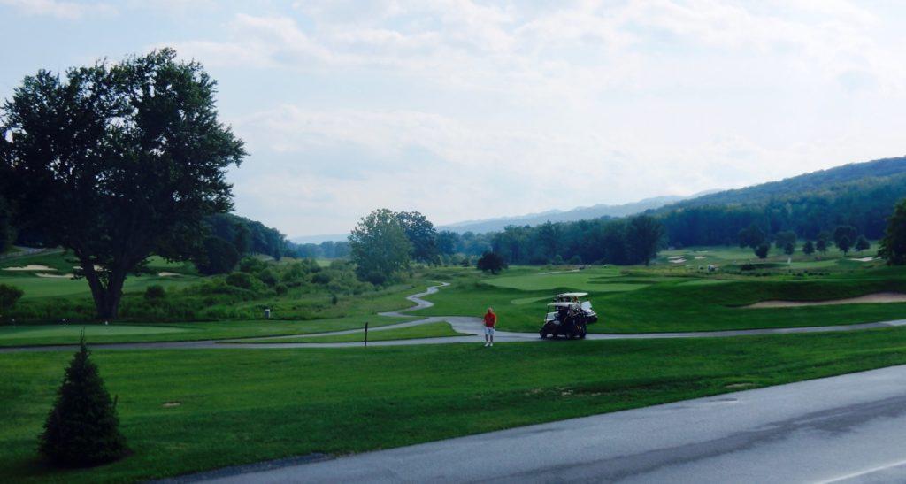 Golf Course Omni Bedford Springs Resort PA