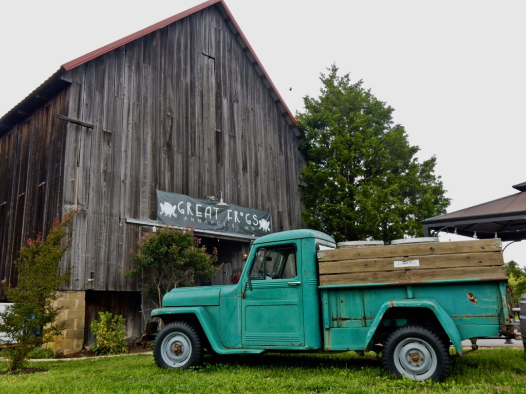 Great Frogs Winery MD