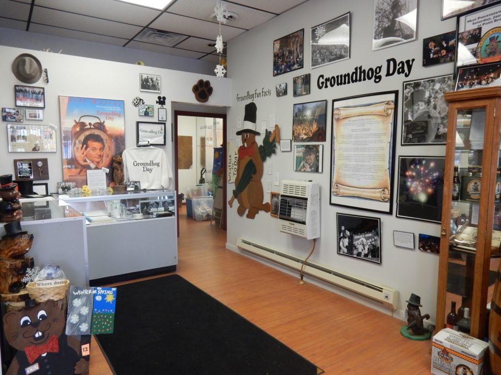 Groundhog Club Headquarters Punxsutawney PA