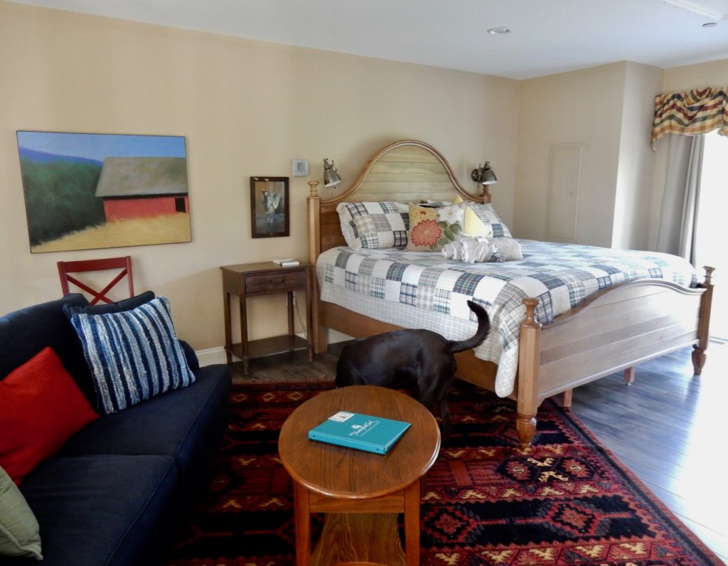 Guest Room Inn at Huntingfield Rock Hall Kent County MD