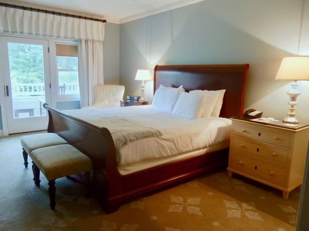Guest Room Omni Bedford Springs Resort PA