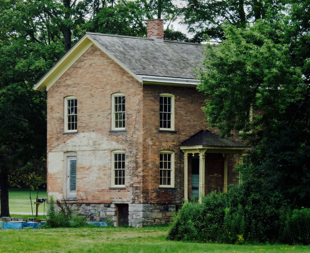 Harriet Tubman Brick House NHS Auburn NY