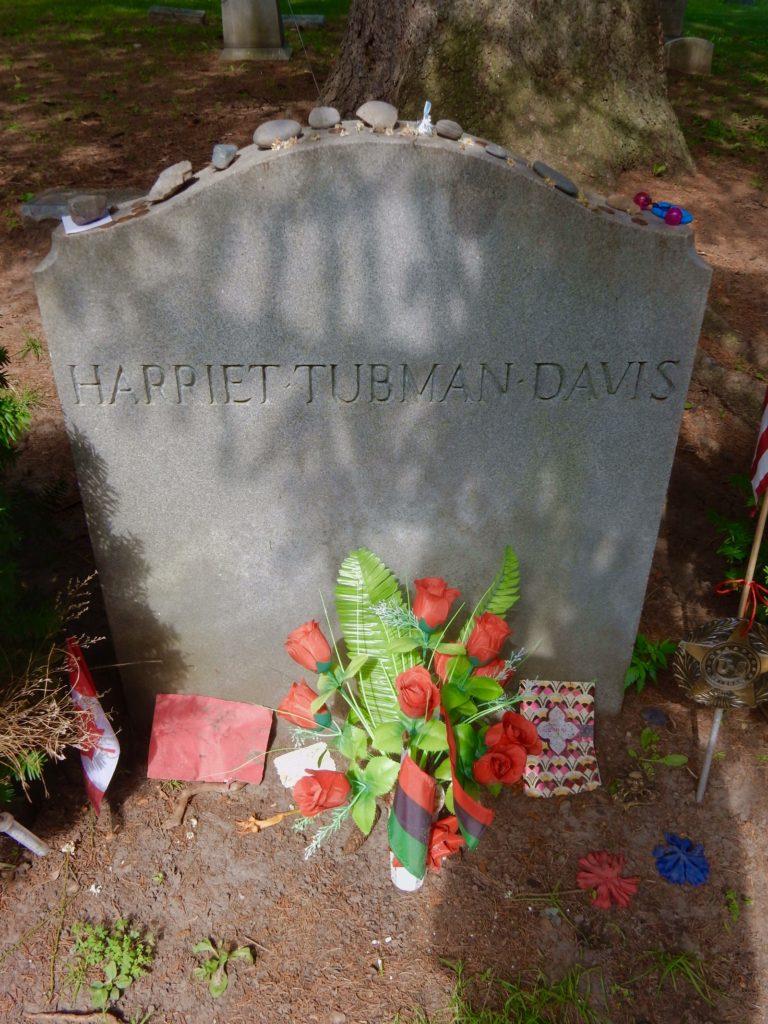 Harriet Tubman Grave Auburn NY