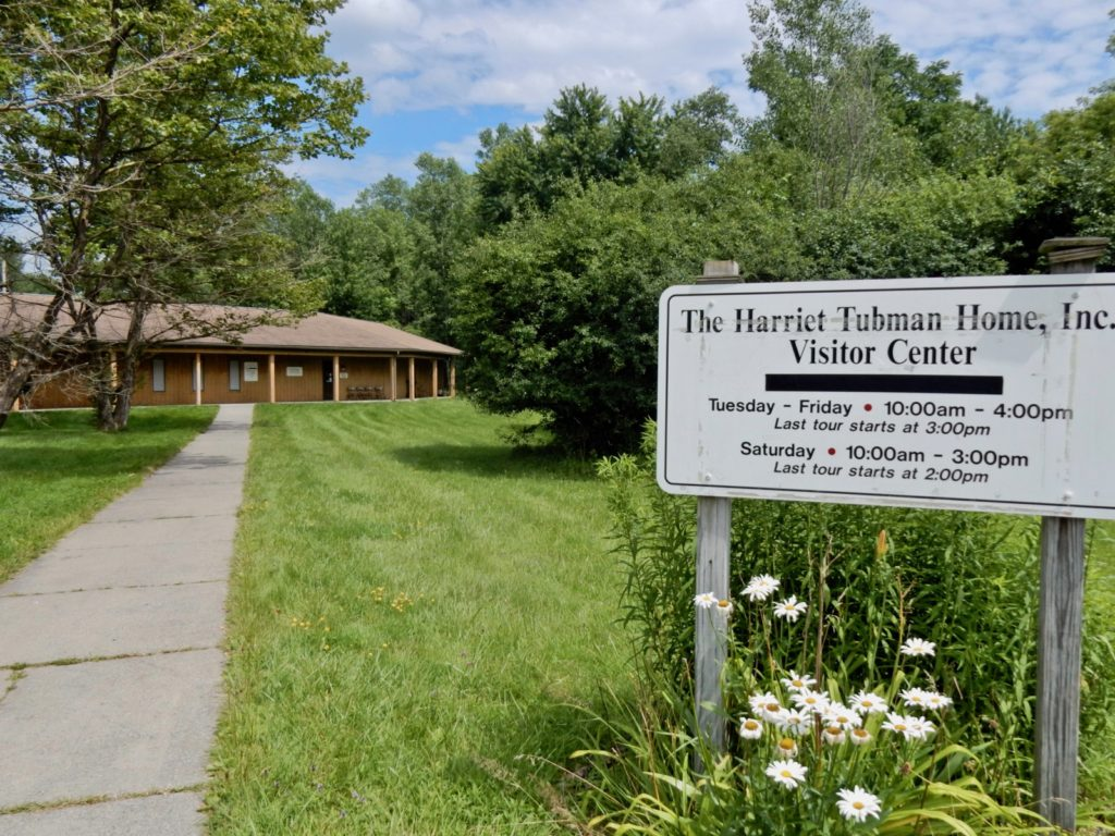Harriet Tubman Home NHS Auburn NY