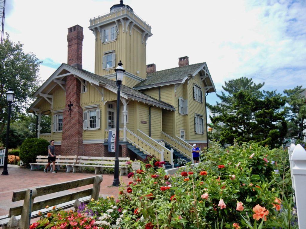 Hereford Inlet Lighthouse N Wildwood NJ