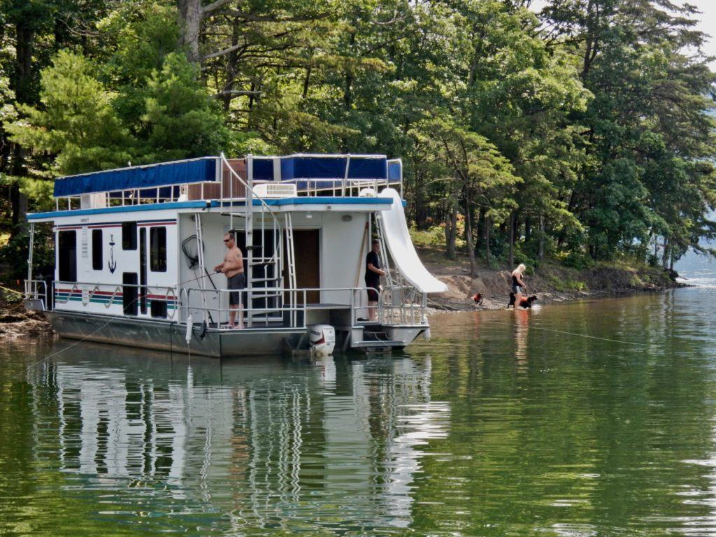 Raystown Lake Houseboat 7 Points Marina