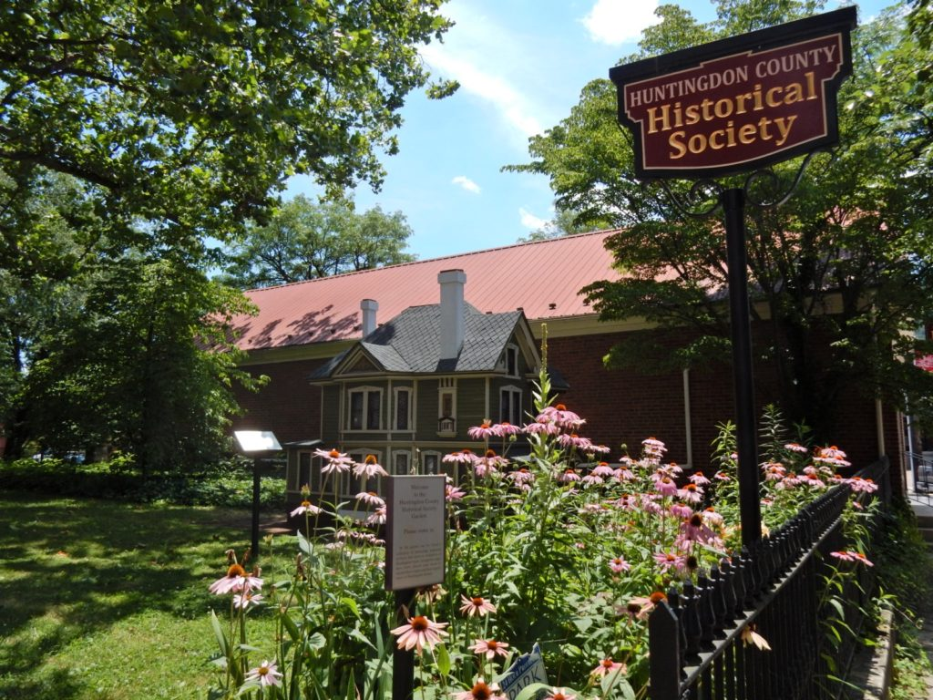 Huntingdon County Historical Society PA