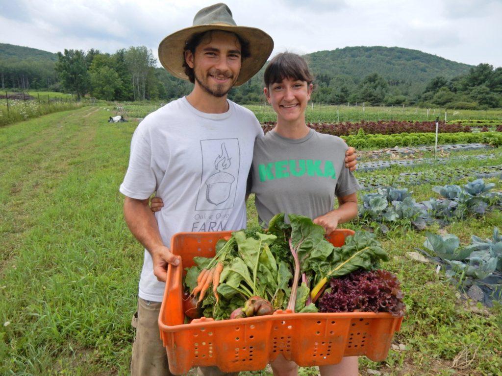 Ingredients Pleasant Valley Inn Oak and Osage Farm HammondsportNY