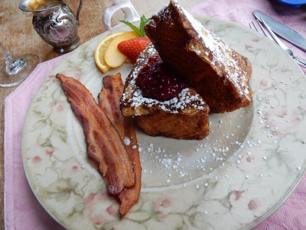Inn at the Canal Breakfast Chesapeake MD