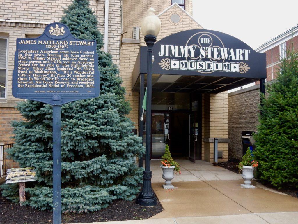 Jimmy Stewart Museum Indiana PA
