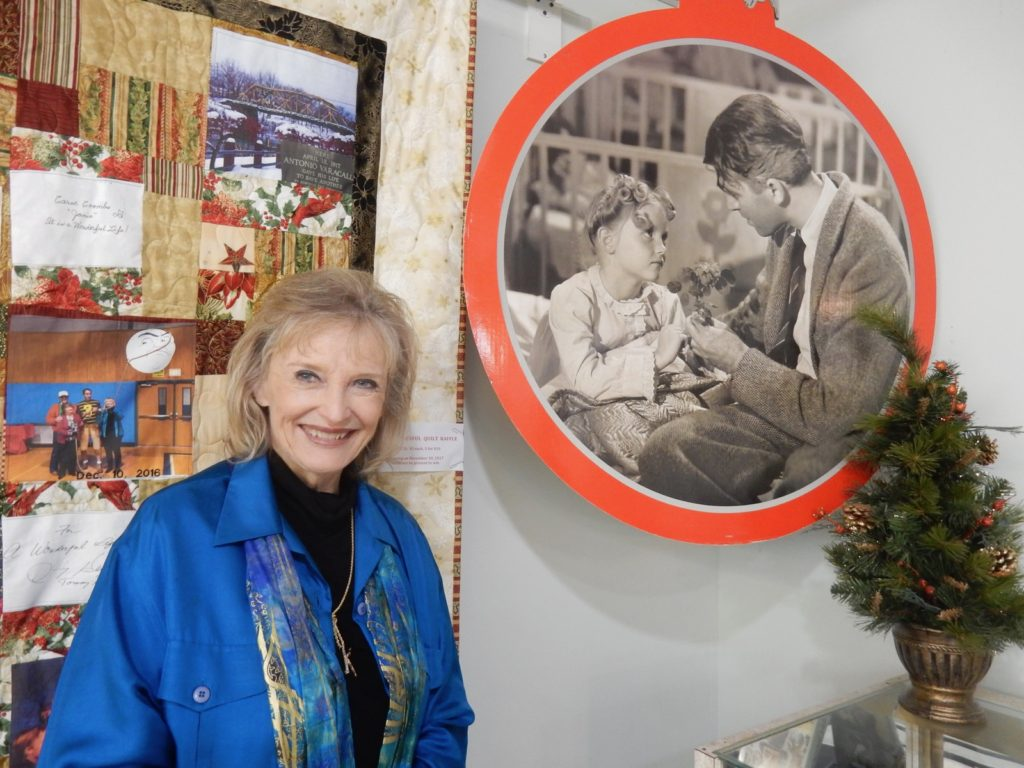Karolyn Grimes Its A Wonderful Life Museum Seneca Falls NY