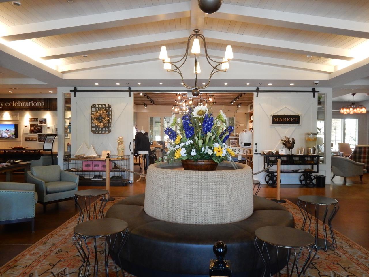 Lobby Inn At Chesapeake Bay Beach Club Md