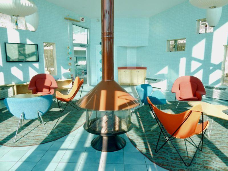 Starlux Hotel Mid Century Modern