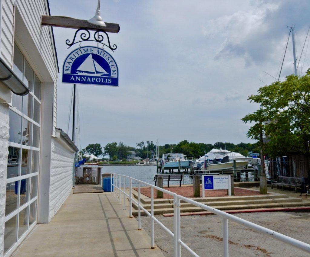 Maritime Museum Annapolis MD