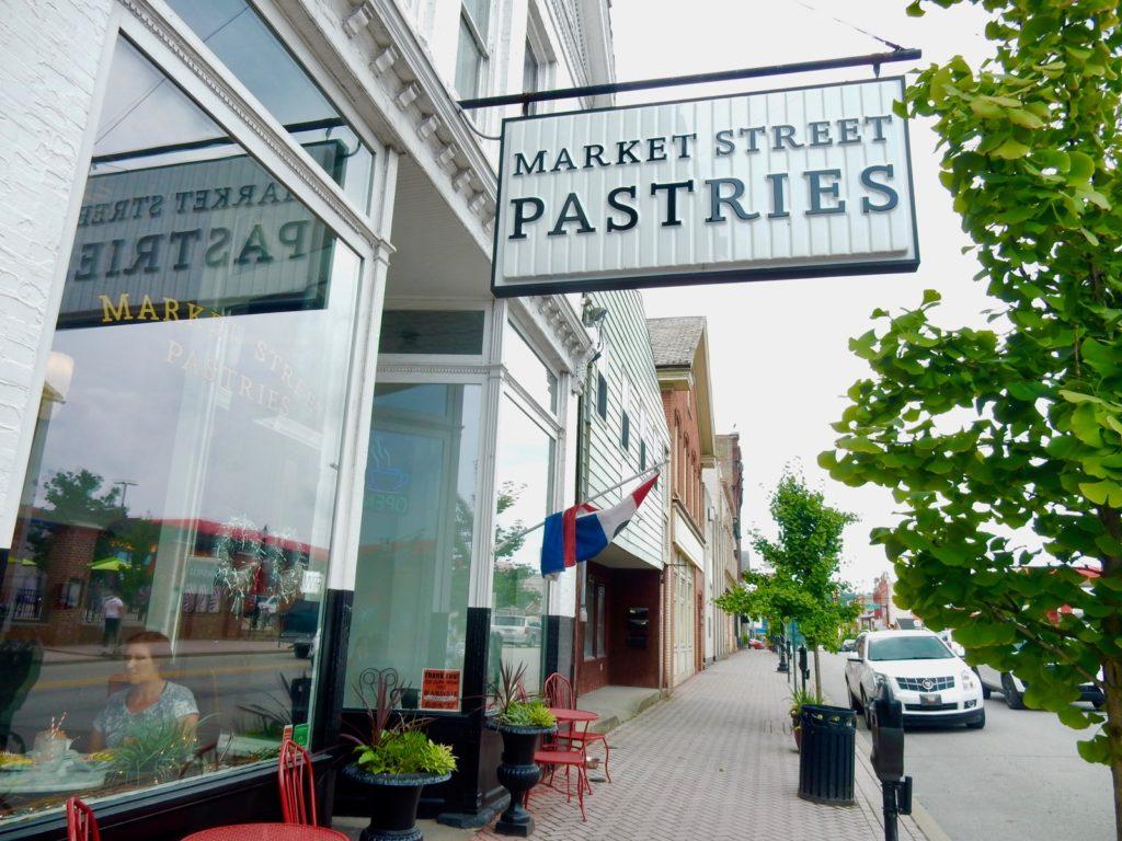 Market Street Pastries Blairsville PA