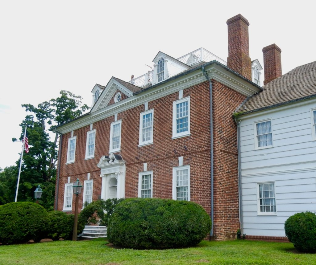 Mt Harmon Plantation Manor MD