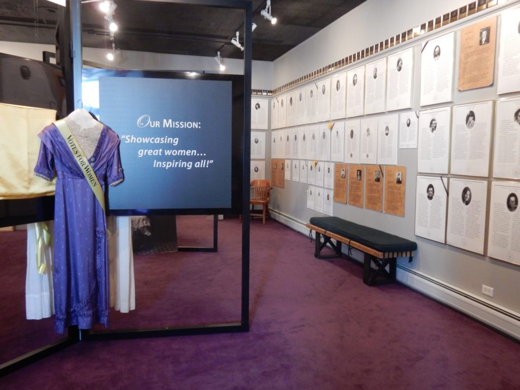National Womens Hall of Fame Seneca Falls NY