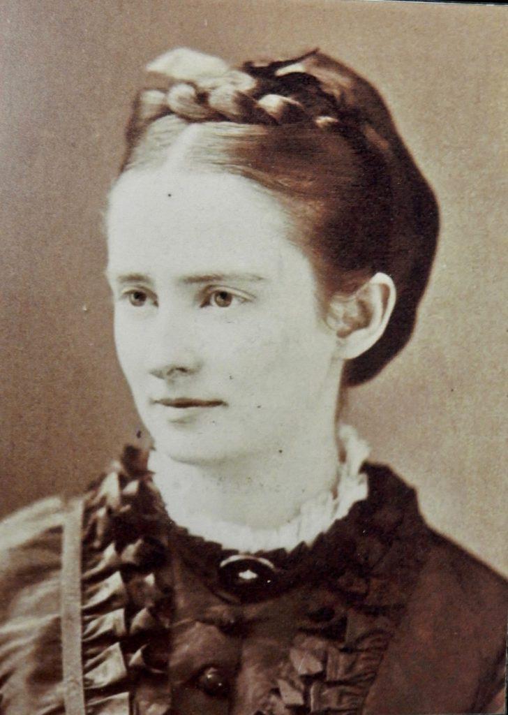 Photo of Olivia Langdon, Mark Twains Wife