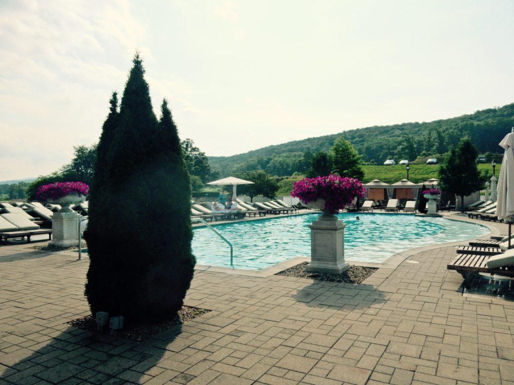 Outdoor Pool Omni Bedford Springs Resort PA