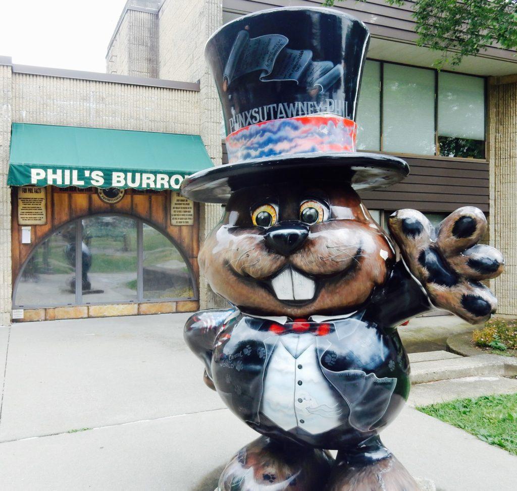 Phils Burrow Punxsutawney PA