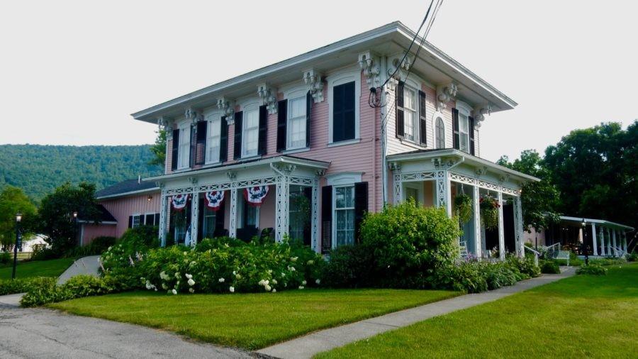 Pleasant Valley Inn, Hammondsport NY: A Gastronomic Joy