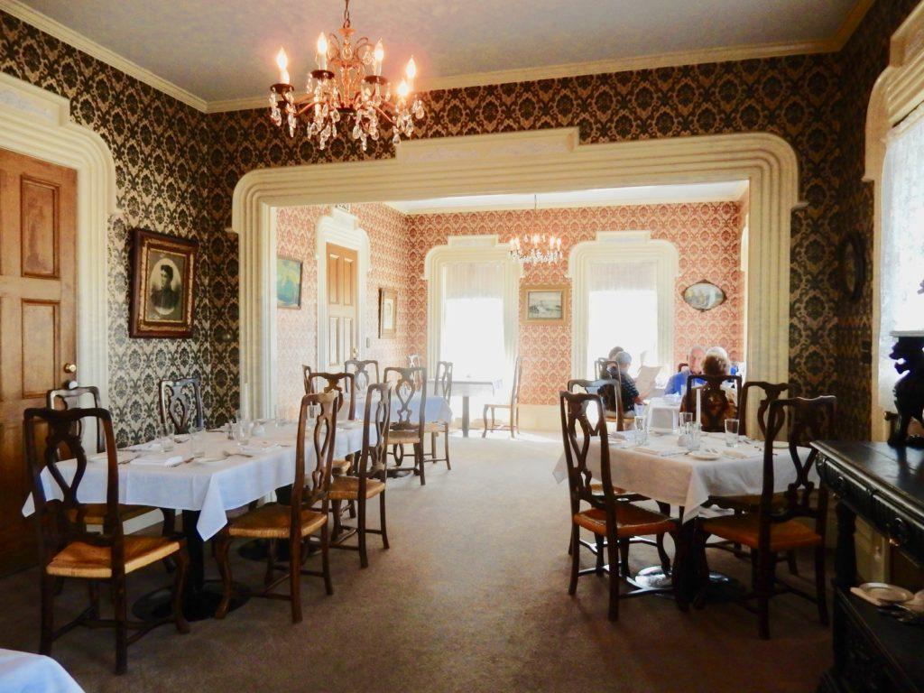 Dining Room Pleasant Valley BnB Hammondsport NY