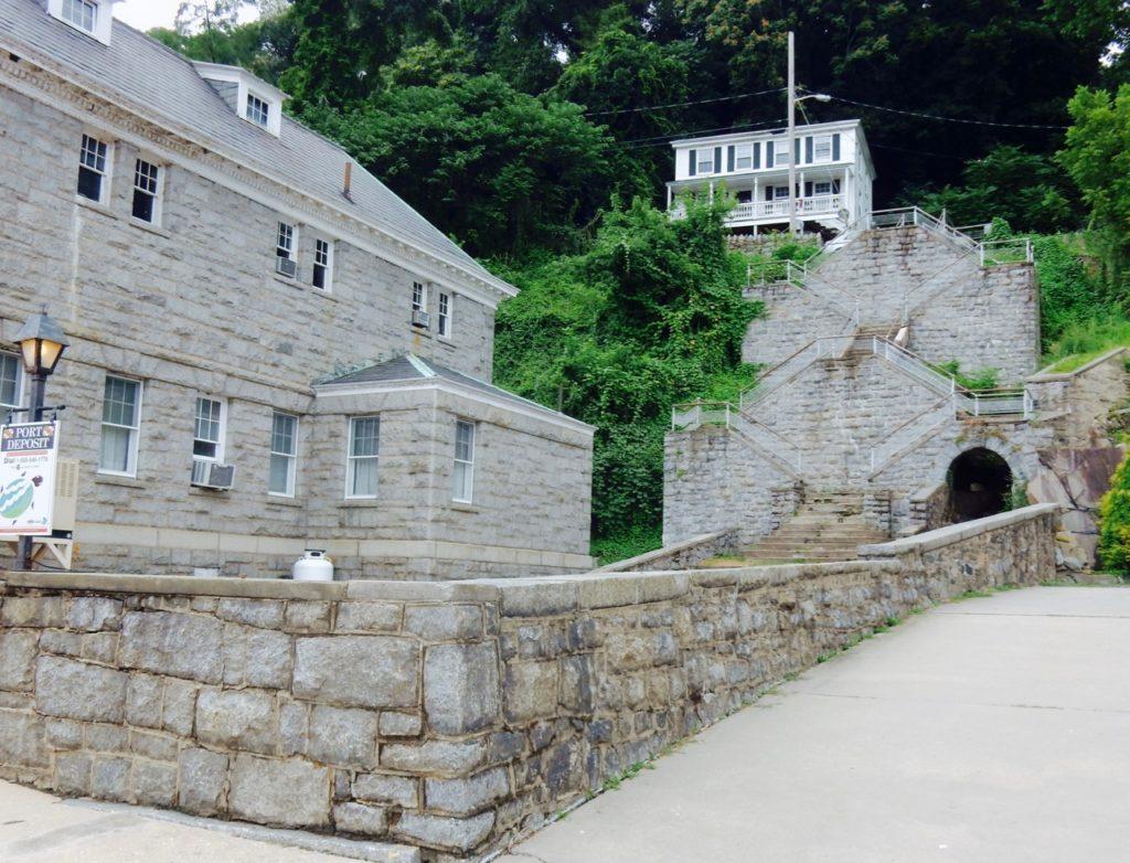 Port Deposit Granite Stairway MD