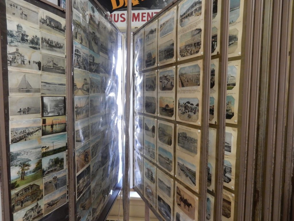 Postcards George Boyer History Museum Wildwood NJ