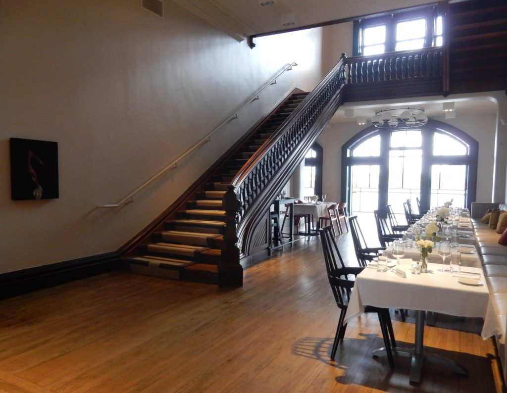 Preserved Staircase Hotel Henry Buffalo NY