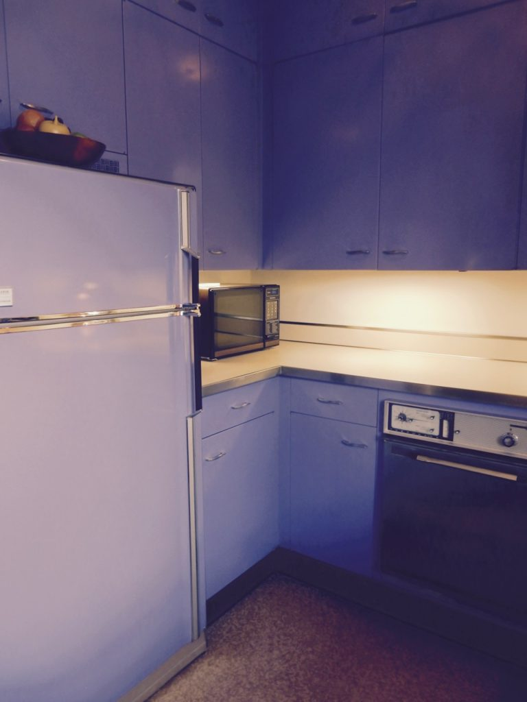 Purple Kitchen Mt Harmon Plantation MD
