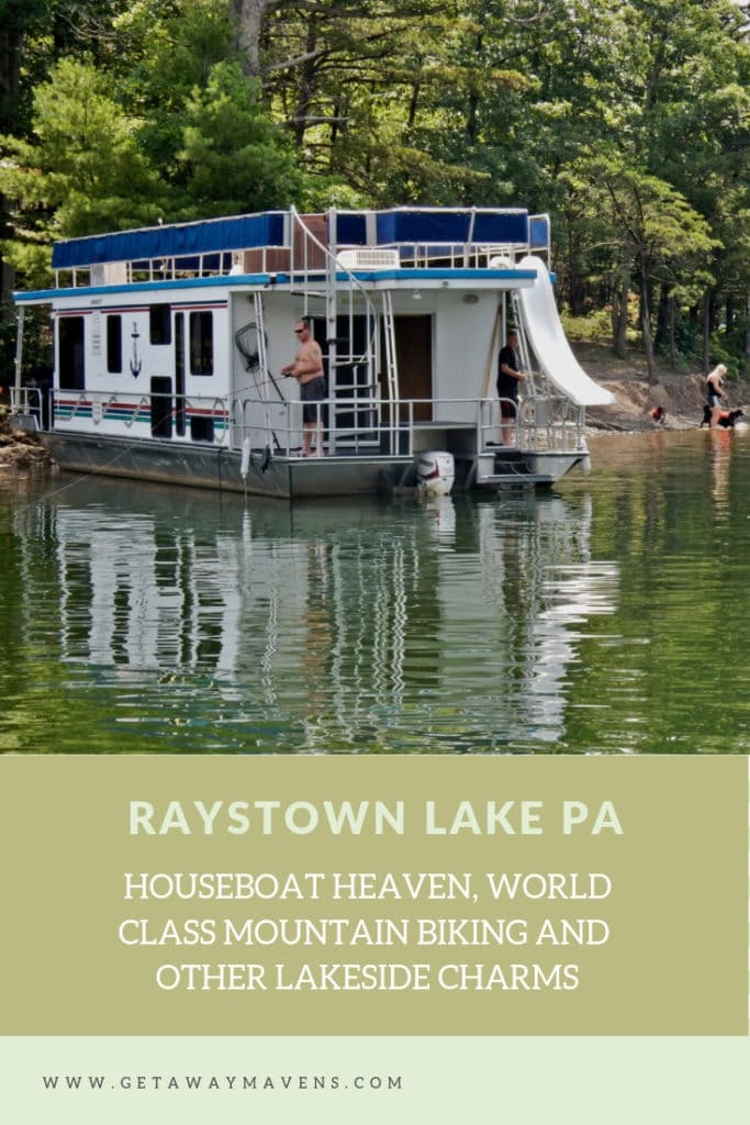 Raystown Lake PA Pin