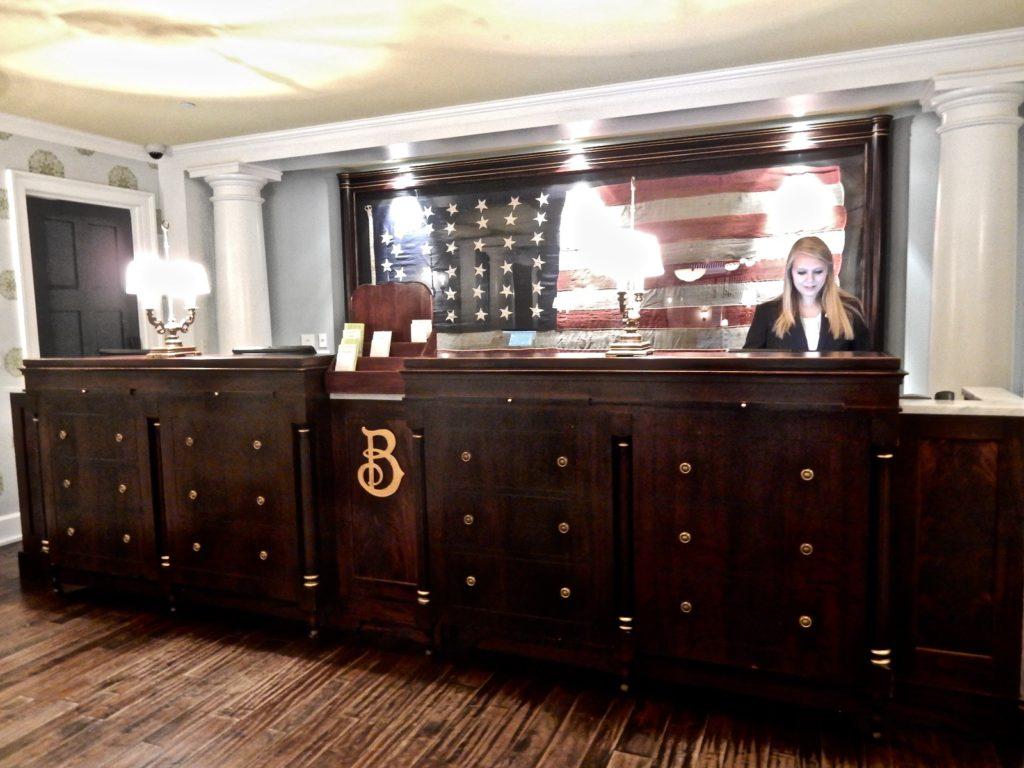 39 Star American Flag Omni Bedford Springs Resort PA