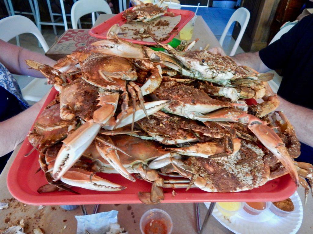 River Shack Crab Fest at Wellwood Club Charlestown MD
