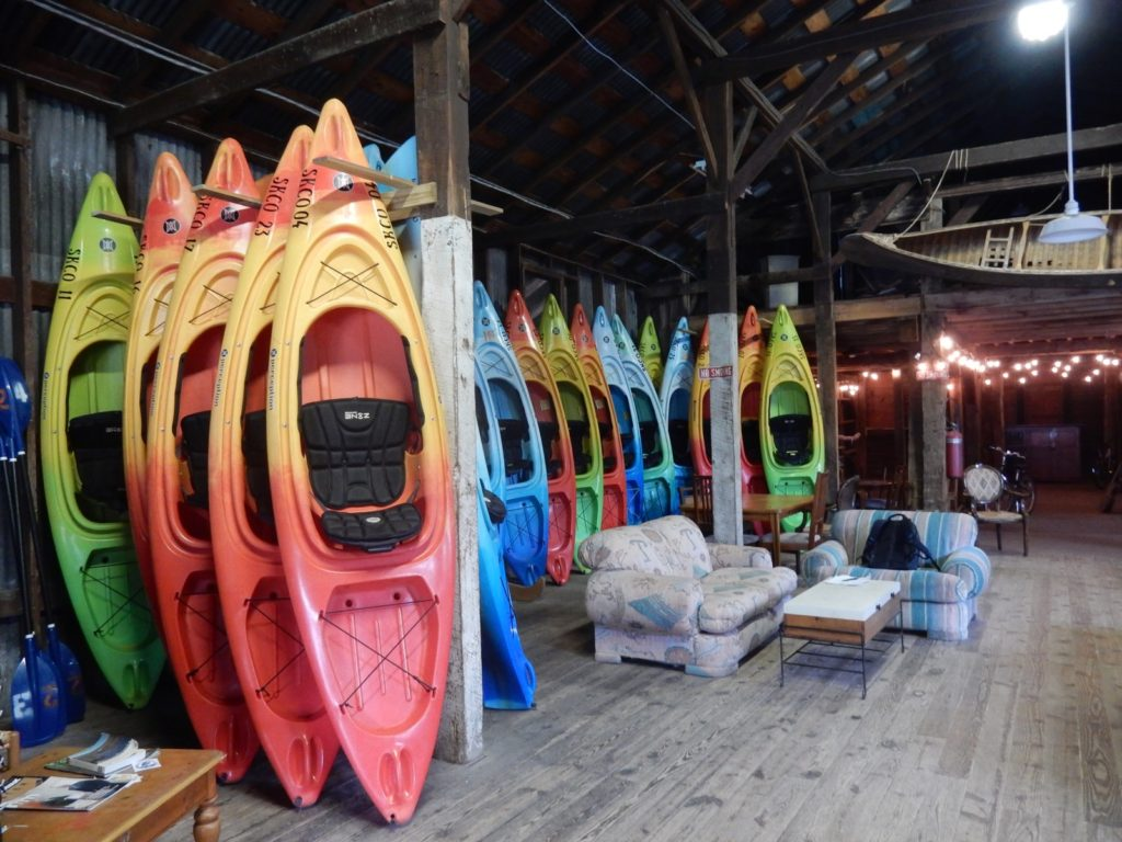 Saltsburg Canoe and Kayak PA