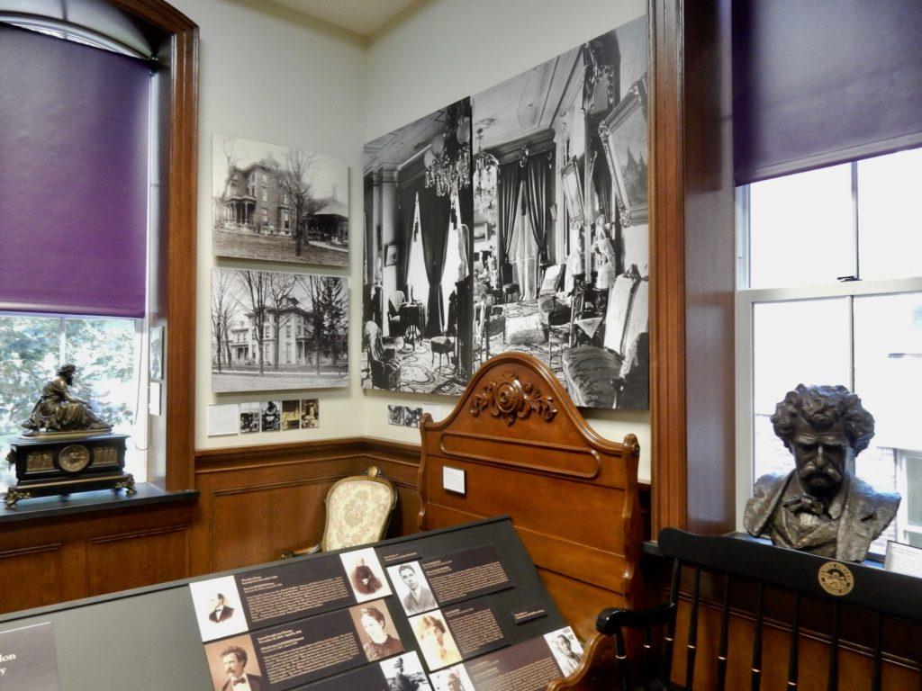 Twain Museum Elmira College