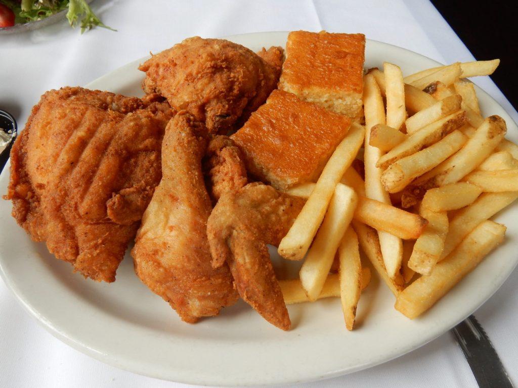 Wellwood Fried Chicken Charlestown MD