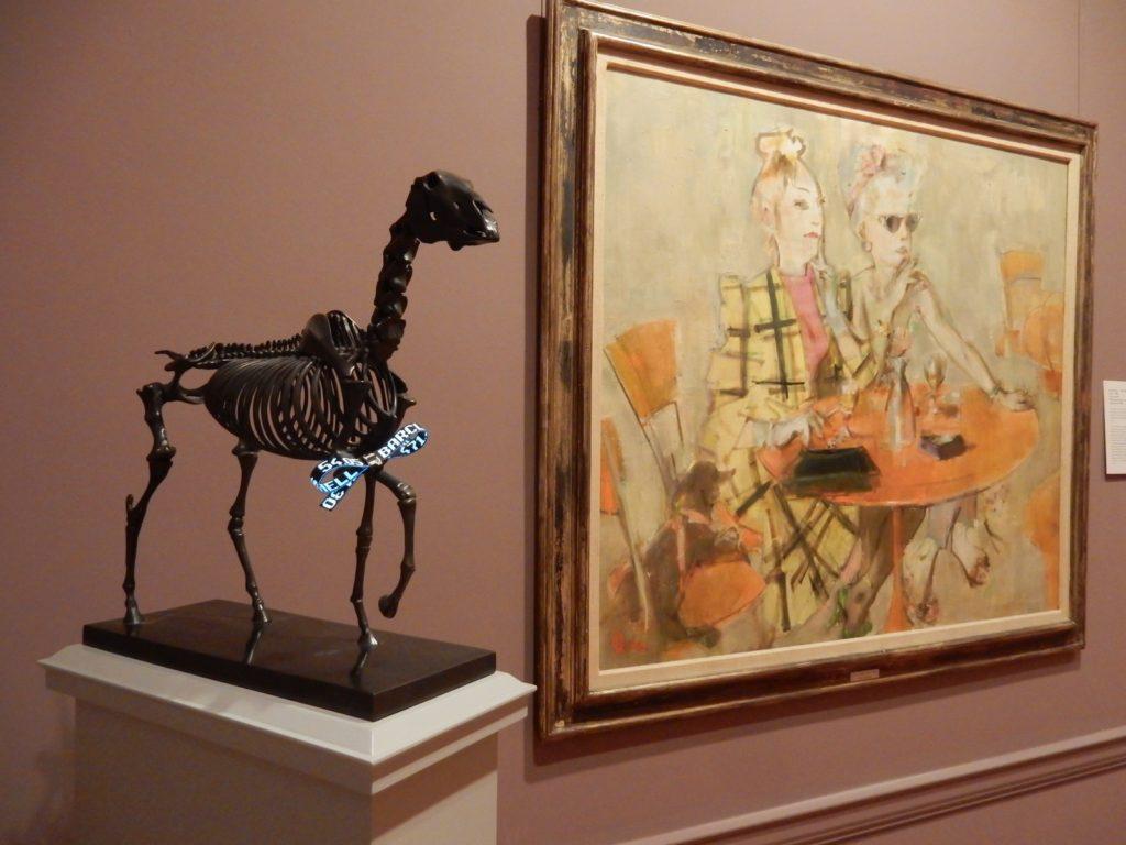 Art Exhibit, Maier Museum of Art, Lynchburg VA