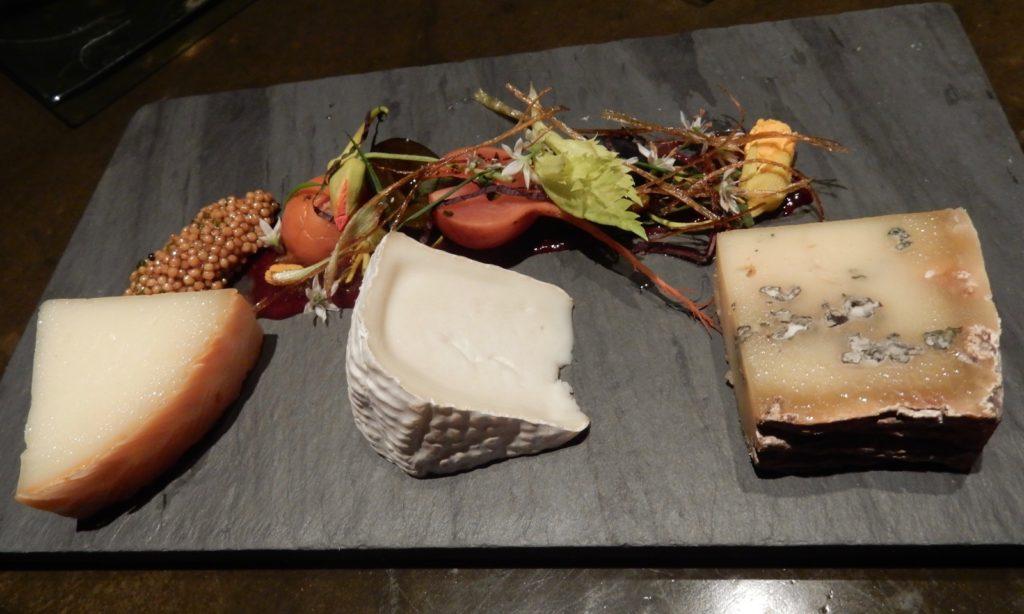 Cheese Plate Zynodoa Restaurant Staunton VA