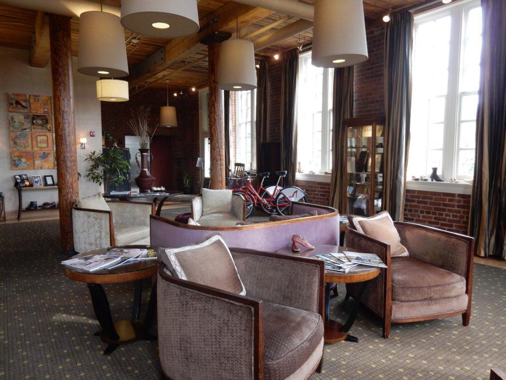 Craddock Terry Hotel Lobby, Lynchburg VA