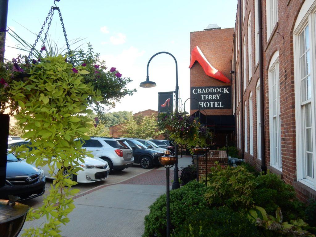 Craddock Terry Hotel, Lynchburg VA