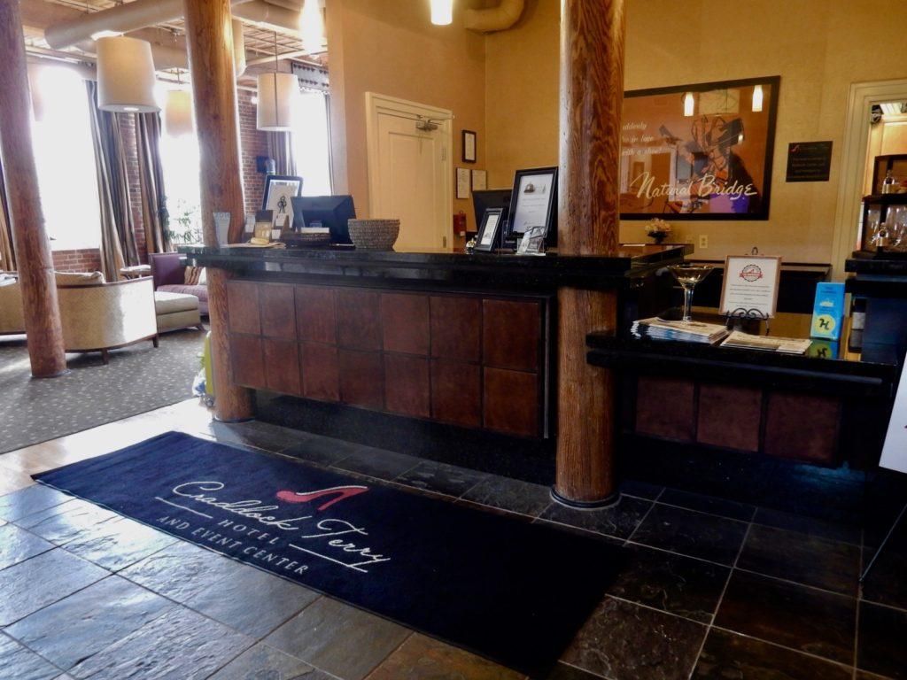 Craddock Terry Hotel Interior