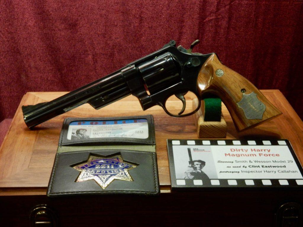 Dirty Harry Gun, National Firearms Museum Fairfax VA