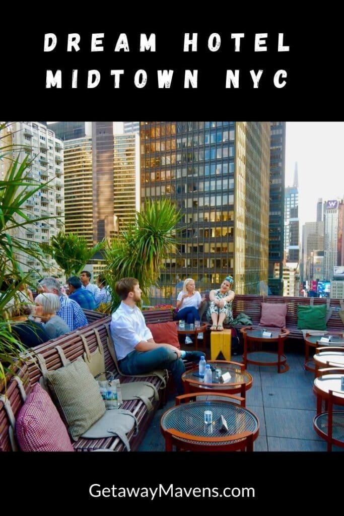 Dream Hotel Midtown NY Pin