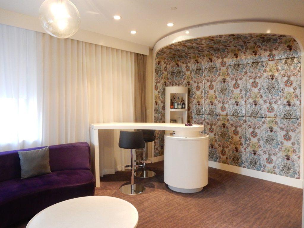Dream Midtown NYC Platinum Suite Bar