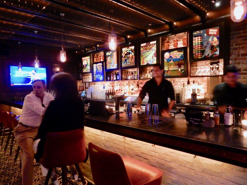 Fishbowl Dream Midtown NYC Bar