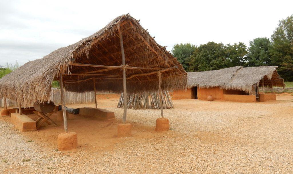 Frontier Culture Museum West African Compound Staunton VA